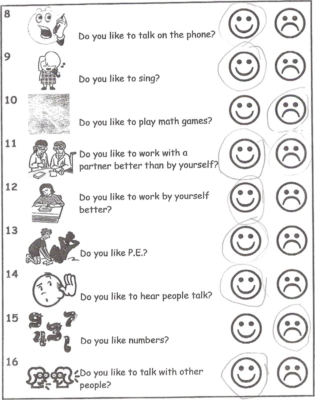 graphic about Printable Multiple Intelligence Test known as What is your finding out design? - Rachael Kostusik
